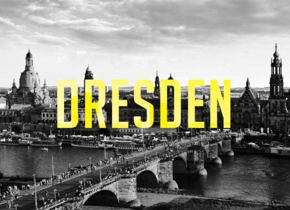 Heroic Nation Dresden Germany Revolution Tour City Festival