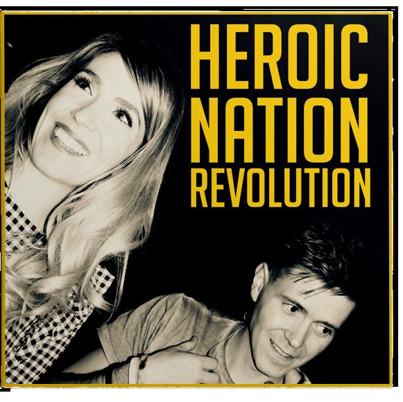 Heroic Nation - Revolution