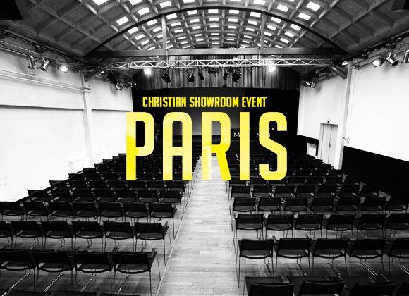 Paris christian showroom Heroic nation