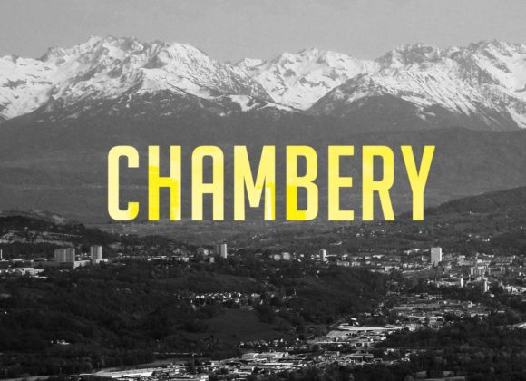 Chambery je t'aime Heroic Nation