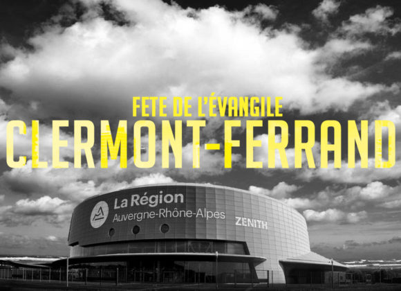 Clermont Ferrand Fete de l'evangile Heroic Nation